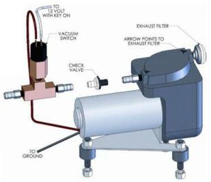 1999 ranger pickup 1973 450SL Fuel Diagram Duplex Wiring-Diagram Liquid Ring Vacuum Pump System Design on electric vacuum pump wiring diagram